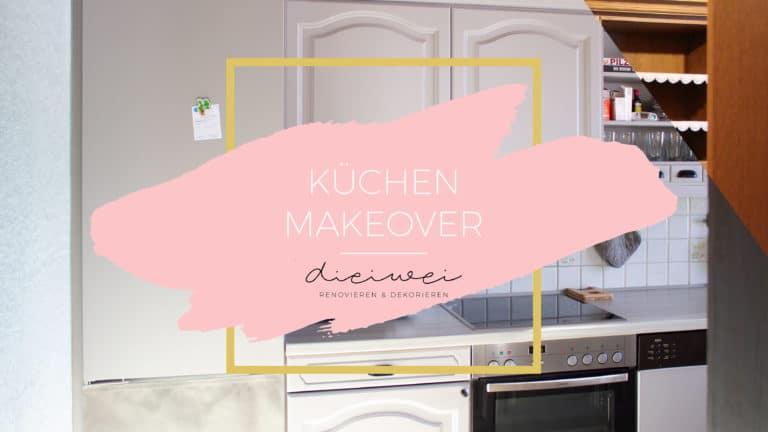 Küche makeover titel