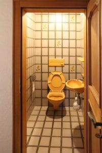 gaeste wc vorher